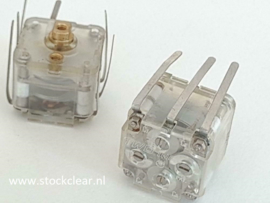 Trimmers / Variabele condensators