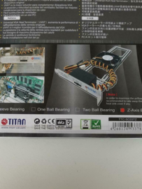 Titan TTC-SC03TZ universele VGA cooler