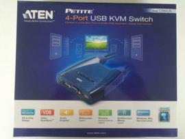 Aten CS64U 4 port USB KVM switch