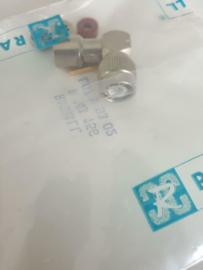 Radiall TNC plug haaks R143156