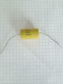 Mustard 150NF 63v high end condensator