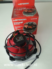 LC POWER CC82 AMD2/3 3pin CPU cooler