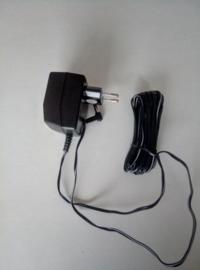 9 volt AC/DC adapter 600MA / 3.6W