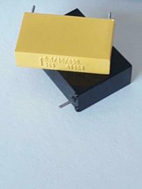 Philips 0,1uf 630v MKT condensator 24mm
