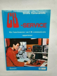 CB-Service band II boek