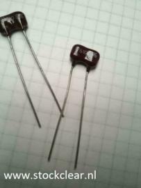 Zilver mica 510pf 500v condensatoren