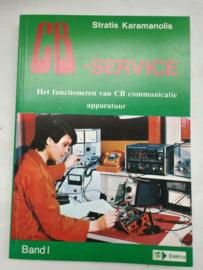 CB-Service Band I boek
