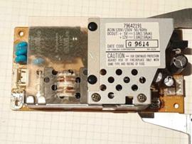 Mini voeding ACin 120v-230v - 12v en 5v