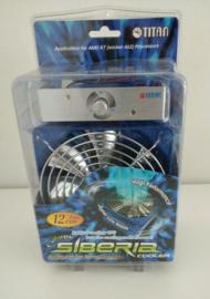 TITAN Siberia Cooler low noise 12cm Fan AMD K7 socket 462