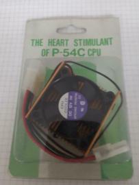 P-54C Pentium I CPU cooler