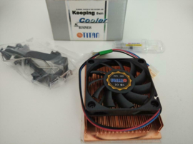 Titan TTC-CU8TB copper cooler socket 603