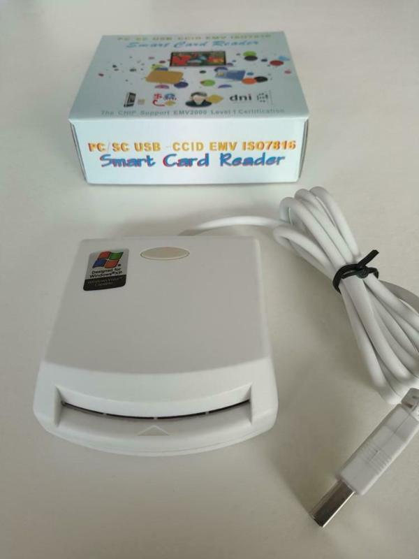 USB Smart card, ATM/bank chip card reader