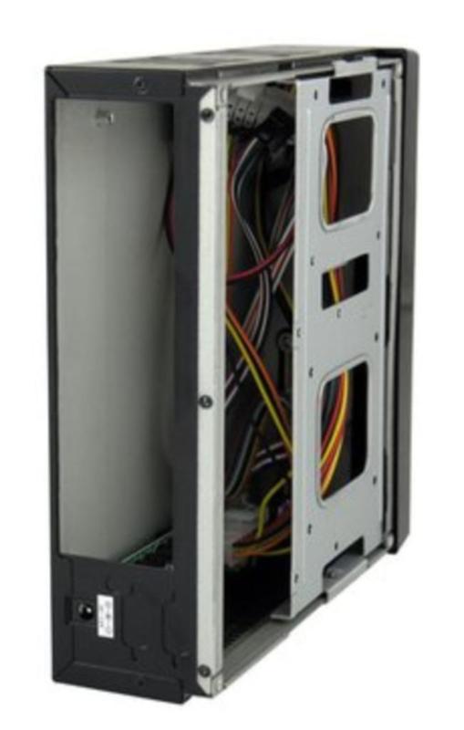 Lc Power 1350mi Mini Itx Pc Behuizing Incl 75w Voeding Pc