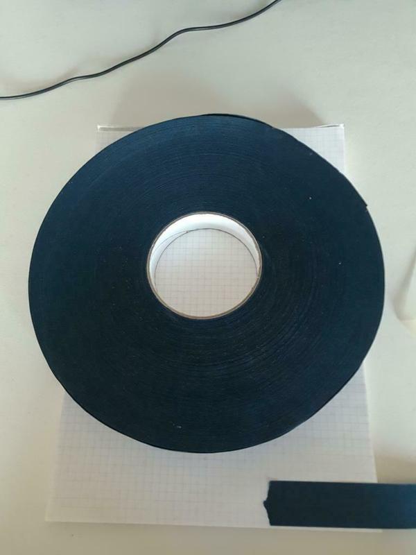 Boekbind tape Milskin tape 25mm x 250M Blue