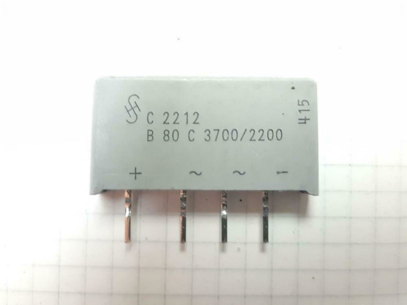 B80 C 3700/2200 Siemens