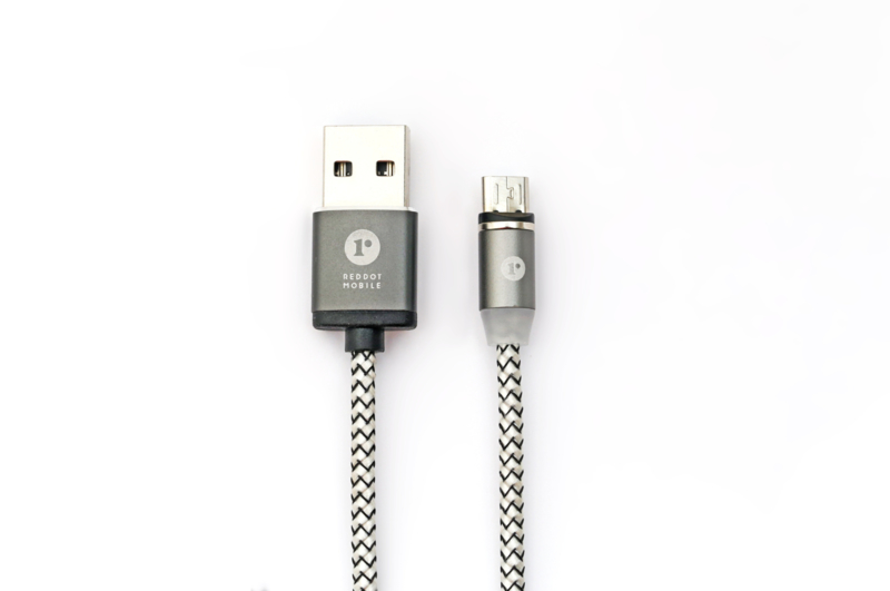 REDDOTMOBILE Magnetic Charging Cable