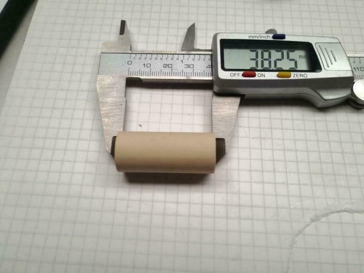 Ferrietkern 38x16mmx10mm buis