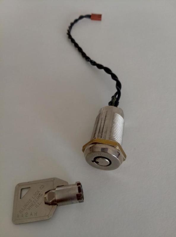 Sleutelschakelaar universeel 20mm x 30mm