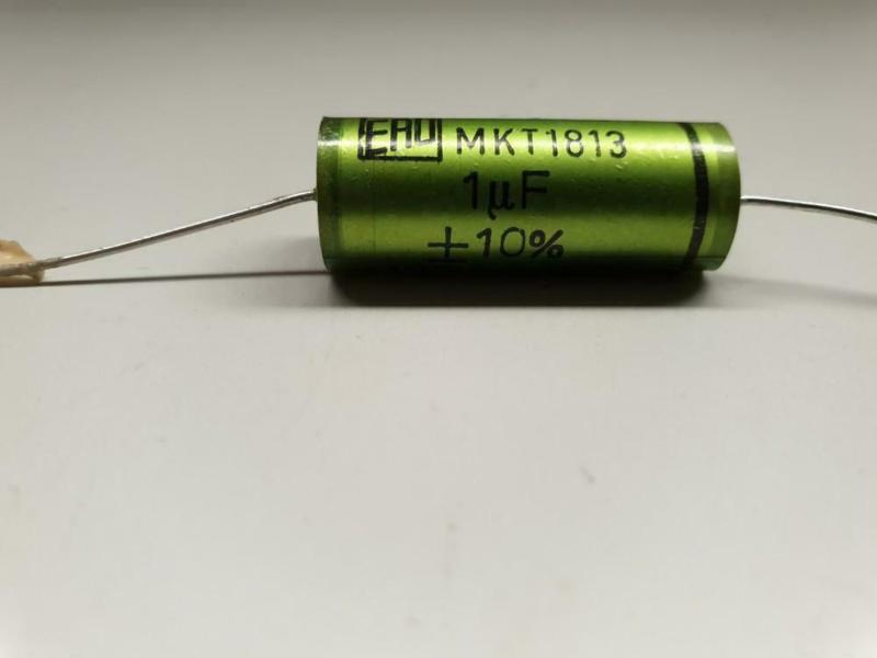 ERO 1uf 400v MKT 1813 condensator (grote voorraad)