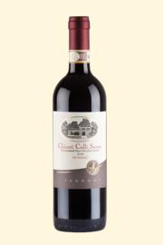 Fratelli Vagnoni | Chianti Colli Senesi DOCG | vino biologico