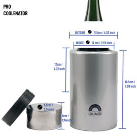 Coolenator PRO | Black Marble