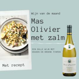 Mas Olivier | Grande Réserve met zalm