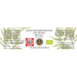 Olio Extra Vergine d'Oliva Raccolta | biologische olijfolie | 1 liter