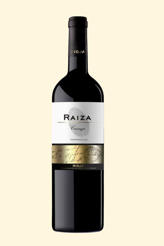 Raiza Crianza   tempranillo   Rioja