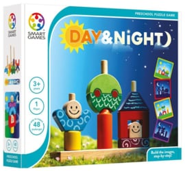 SmartGames - Day & Night 2+ (preschool)
