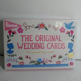 The original wedding cards