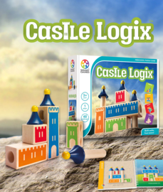 SmartGames - Castle Logix 3+ (preschool)