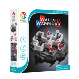 SmartGames - Walls & Warriors 8+ (classic)