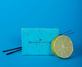 Happy Body Bar – Wierook en Bergamot