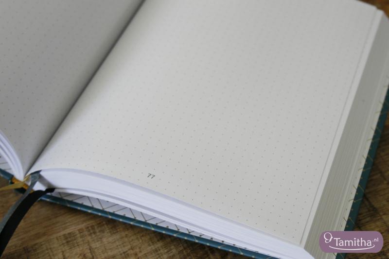 Mijn Bullet Dagboek 21,5 x 17 cm (per stuk