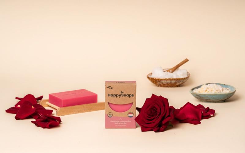 Body Wash Bar - La Vie en Rose