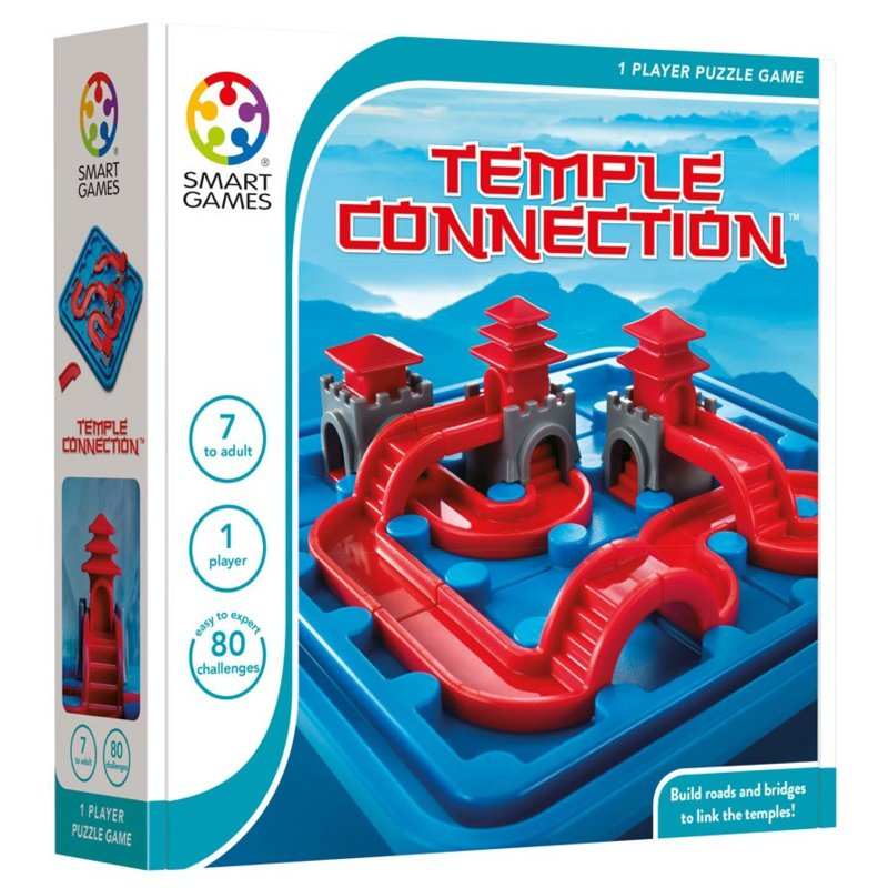 SmartGames - Temple Connection 7+ (classic)