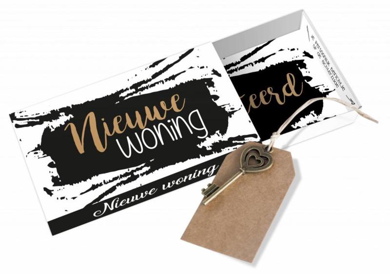 Greeting box - Nieuwe woning