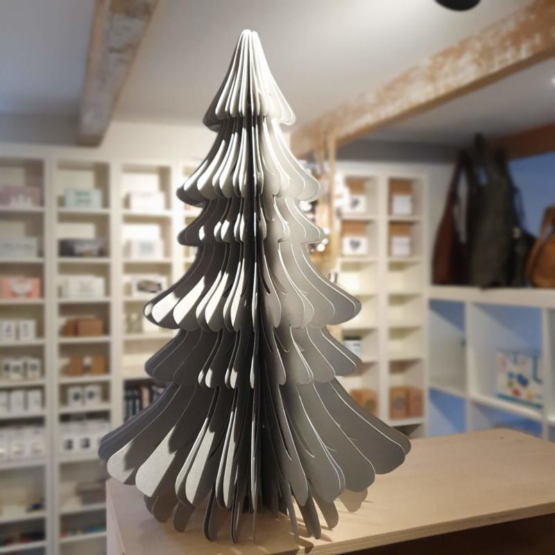 Papieren Kerstboom