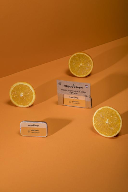 Lipbalm - Sinaasappel
