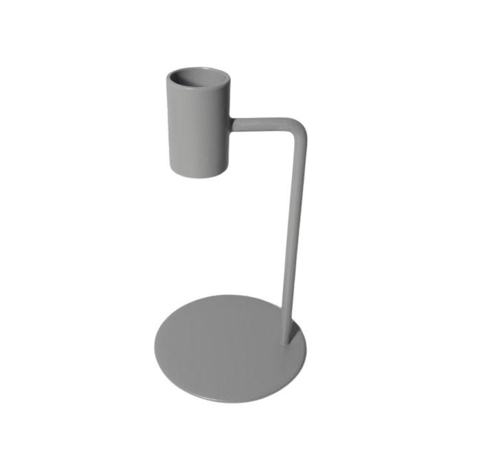 Kandelaar Curve - cool grey