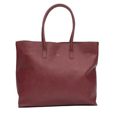 Zebra tas Natural Bag Victoria - rood