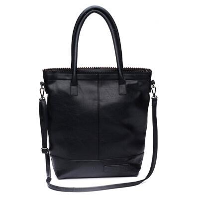 Zebra tas Natural Bag Kartel met rits