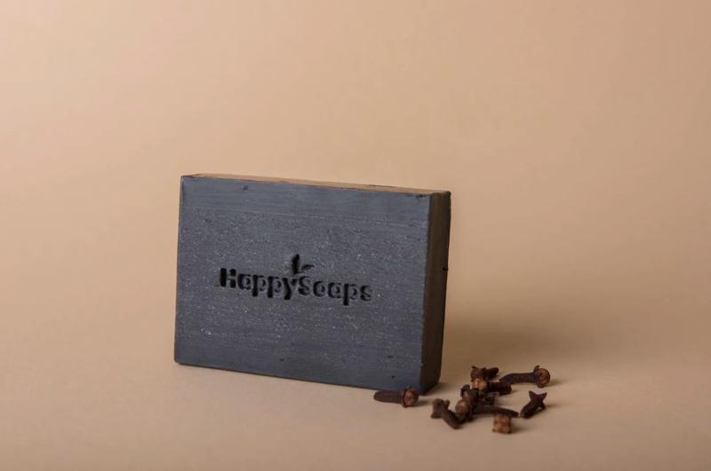 Happy Body Bar – Kruidnagel en Salie