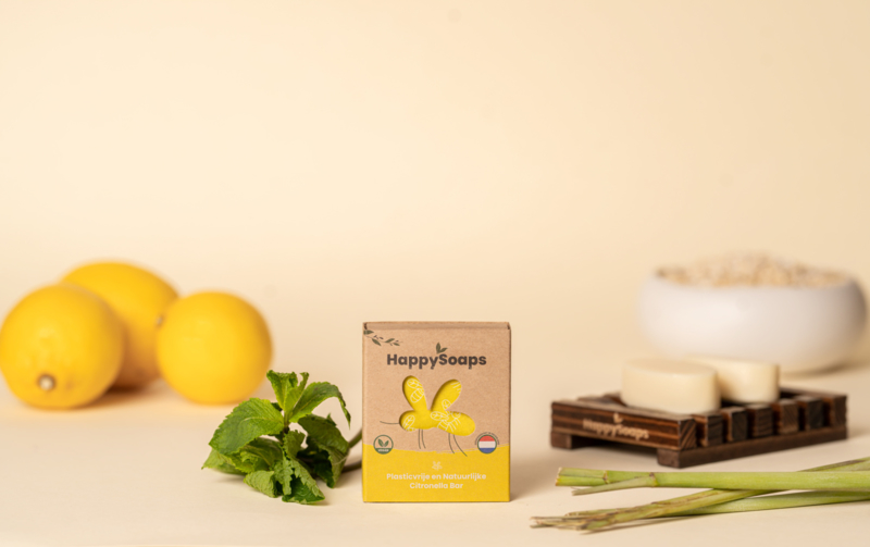 Anti-Insect Bar – Citronella & Krachtige Munt