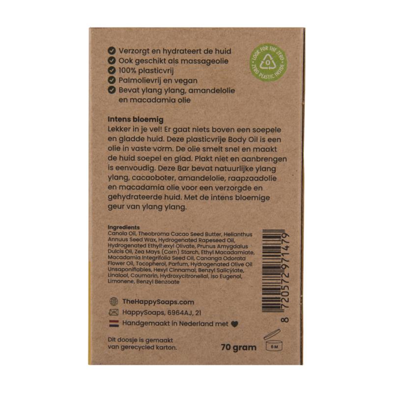 Body Oil Bar - Exotic Ylang Ylang