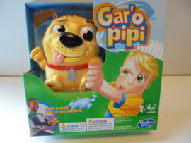 Hasbro spel Gario Pipi de plassende pup prijs per doos