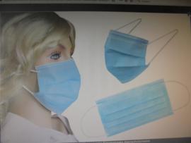 mondkapjes met certificaat 10 stuks in plastic zak prijs per zak a 10 stuks