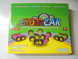 Stunt car kids fun prijs per display a 12 stuks