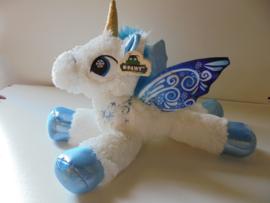 pluche Unicorn groot 45 x 33 cm prijs per stuk
