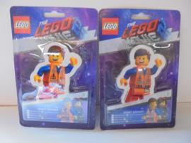LEGO giant eraser gum afm kaart 18x12 cm gum 10 cm prijs per stuk
